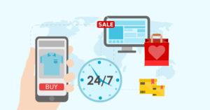 Omnichannel retail software