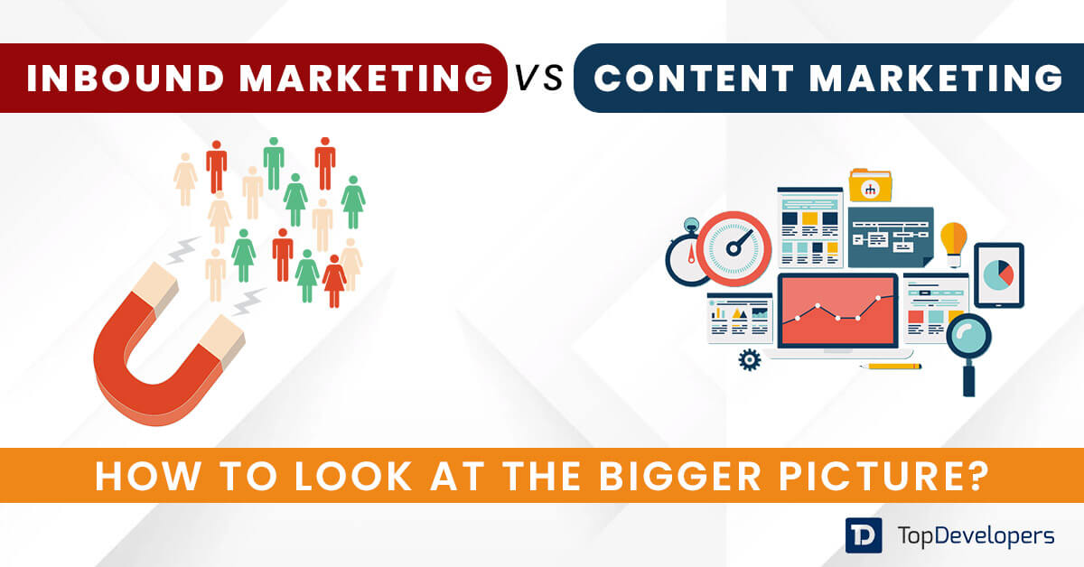 Inbound Marketing Vs Content Marketing How to look at the bigger picture