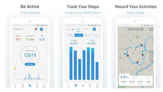 Activity Tracking App