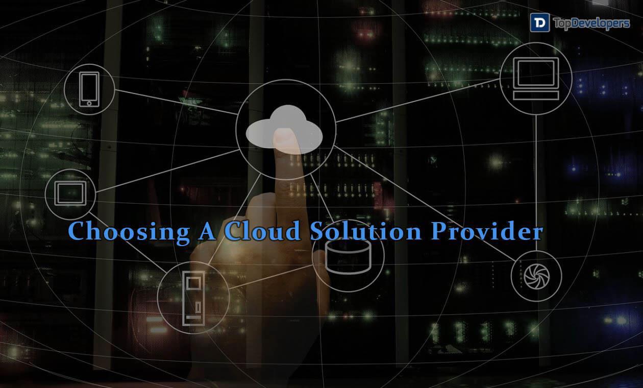 Cloud Computing Solution Provider
