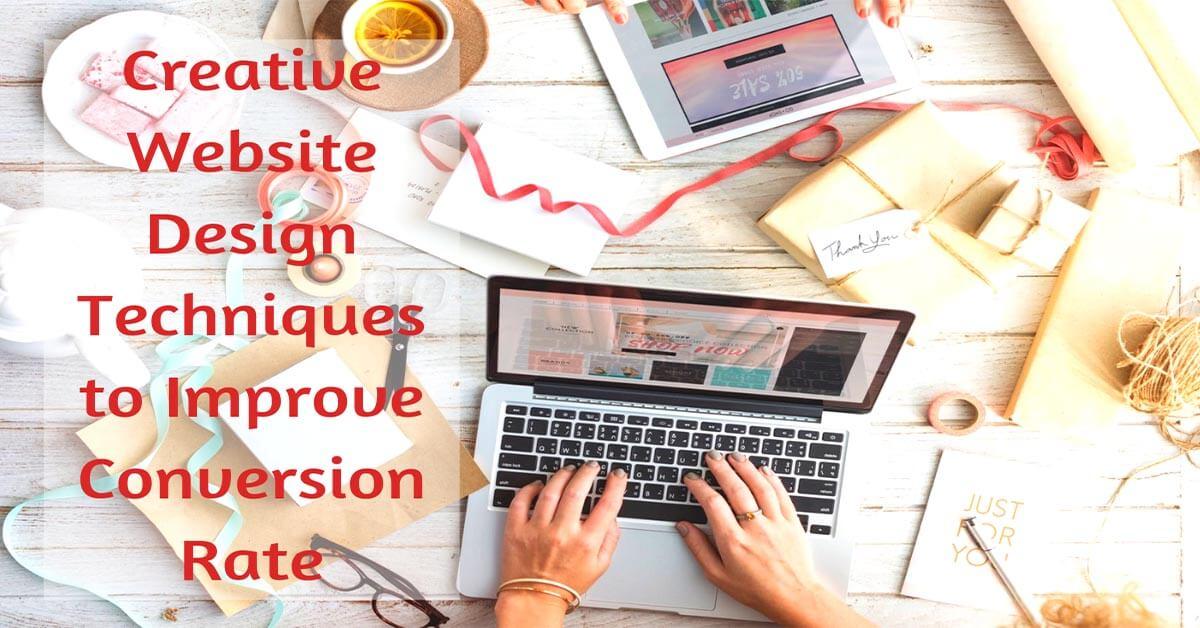 Creative Website Design Techniques new