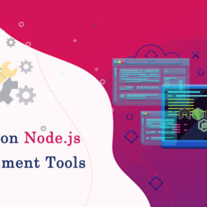 Detailed insight on Nodejs development tools for Robust Application