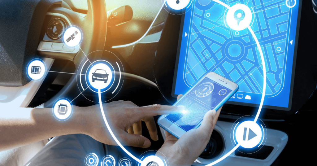 How Automotive Industry is Effected by Smartphones