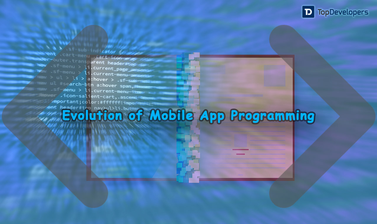 Mobile app programming