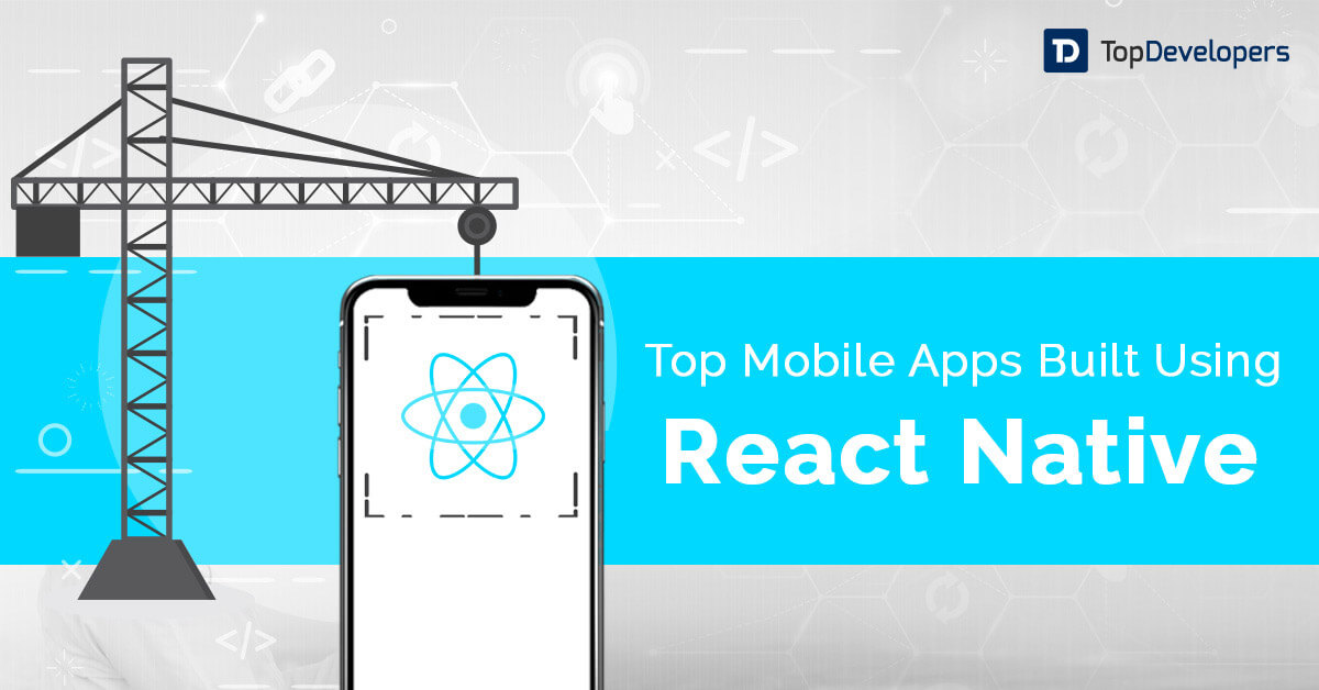 Famous apps made with react native