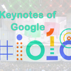 Google I/O Conference Announcements