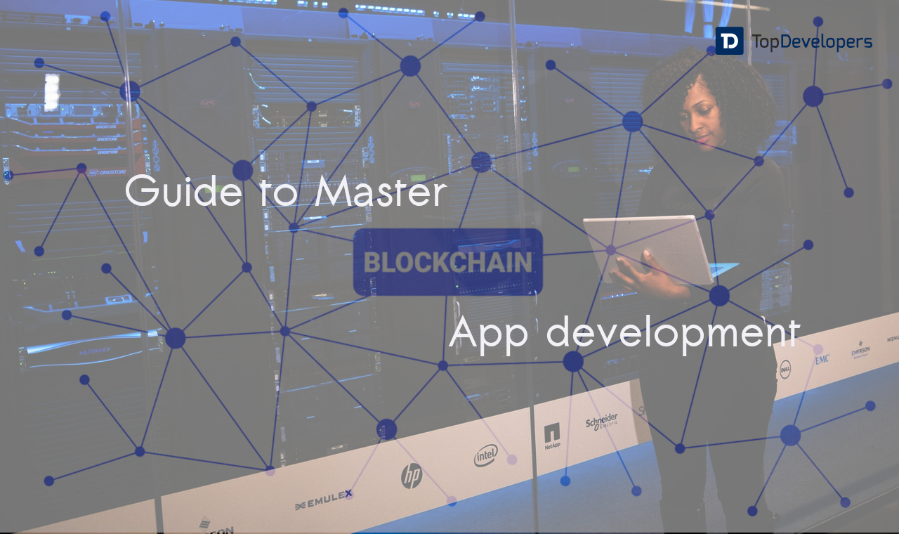 Master Blockchain app development