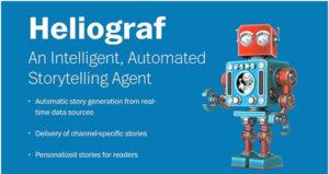 Heliograf - Automated Storytelling agent