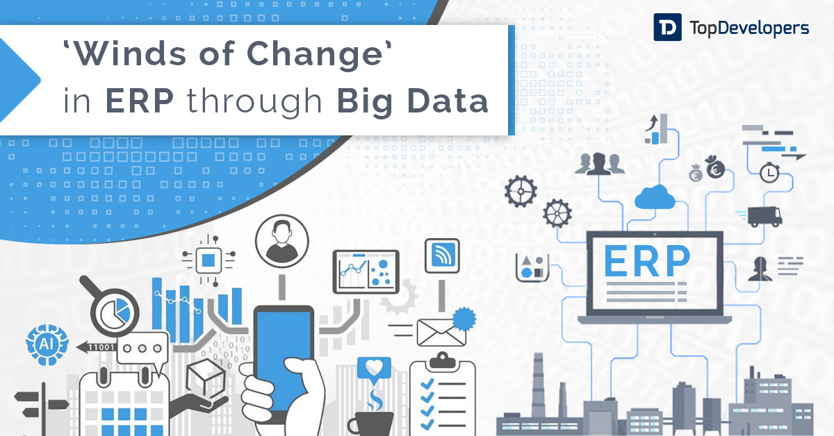 How big data is reshaping ERP