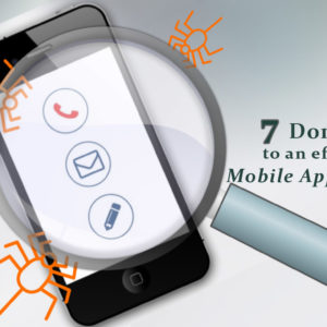 Important aspects for MObile App Testing explained