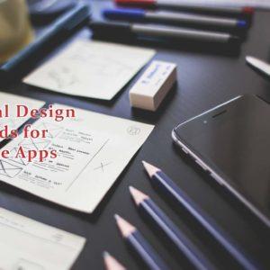 Material Design Trends