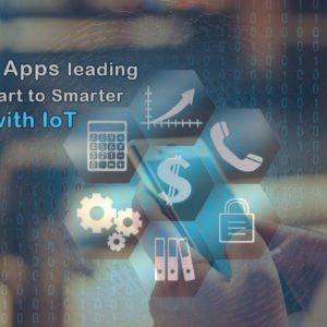 Mobile App development with IoT