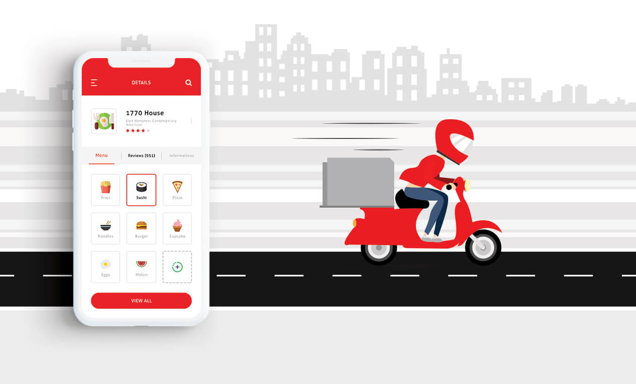 Businesses Invest in On-Demand Delivery App