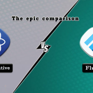 React Native vs Flutter final