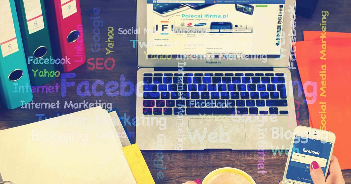 Social media beneficial for business- main image