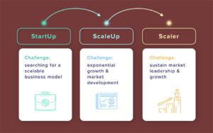 Startup scaleup scaler
