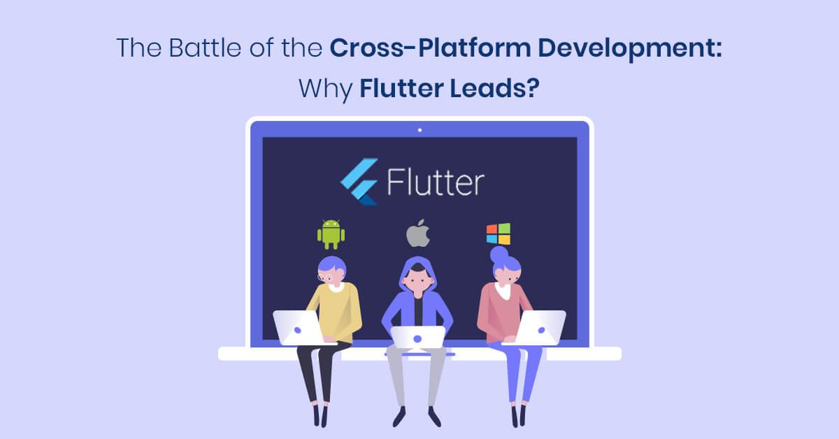 the Cross-Platform Development- Flutter