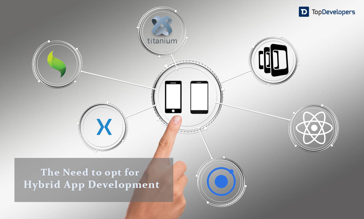 Choose Hybrid Mobile App Development