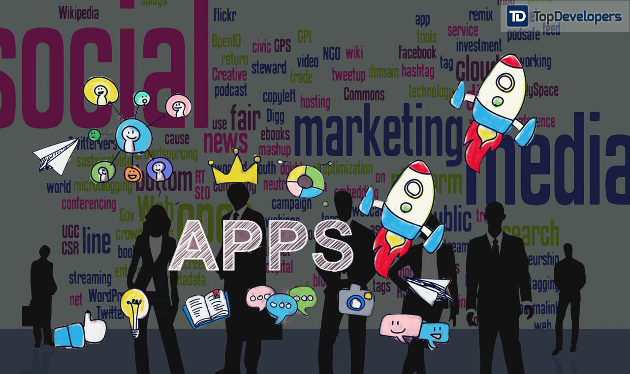 Mobile apps, digital marketing, app promotion, digital marketers
