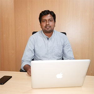 Madhu V Swamy Interview on TopDevelopers.co