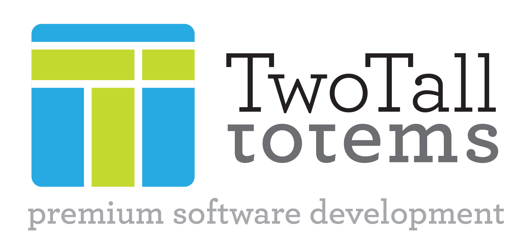Two Tall Totems Logo