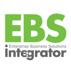 ENTERPRISE BUSINESS SOLUTIONS Logo