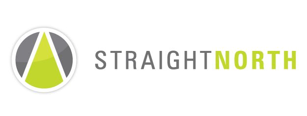 Straight North Logo