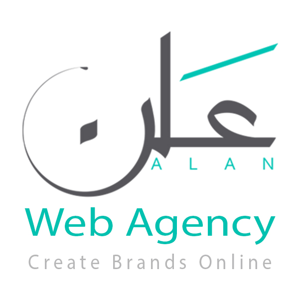 Alan web agency Logo