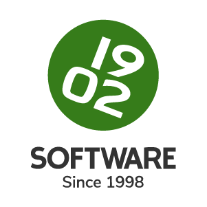 1902 Software Development Logo