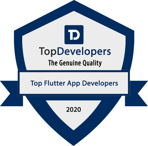 Top Flutter app developers - November 2020