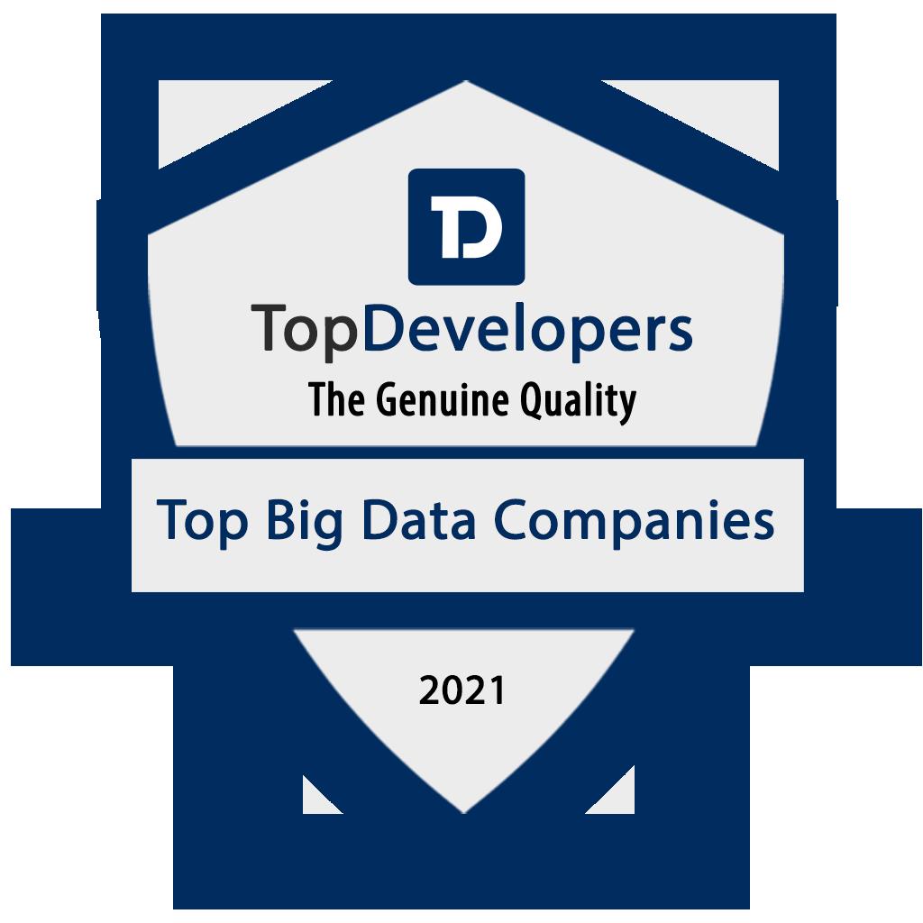 Top Big Data Analytics Companies - May 2021