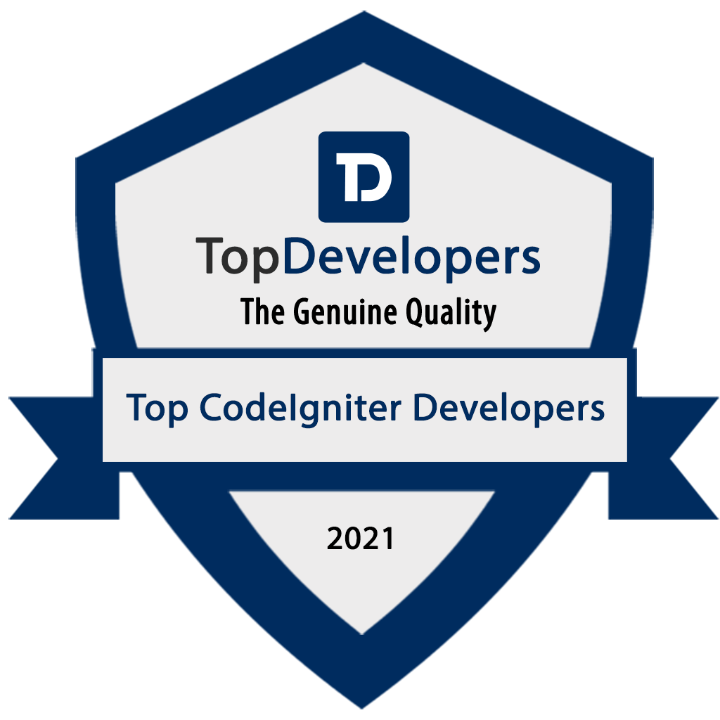 Top Codeigniter Development Company - March 2021