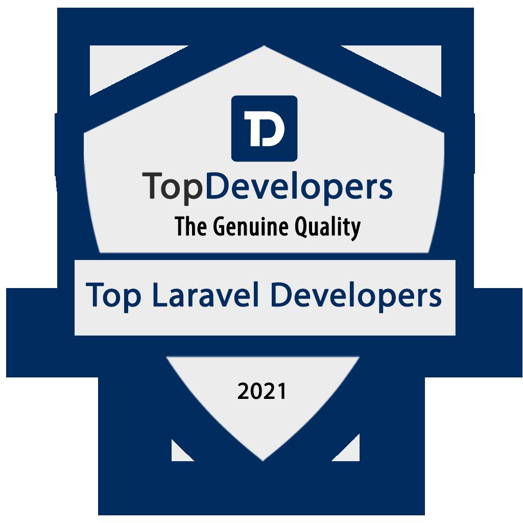 Top Laravel developers - January 2021