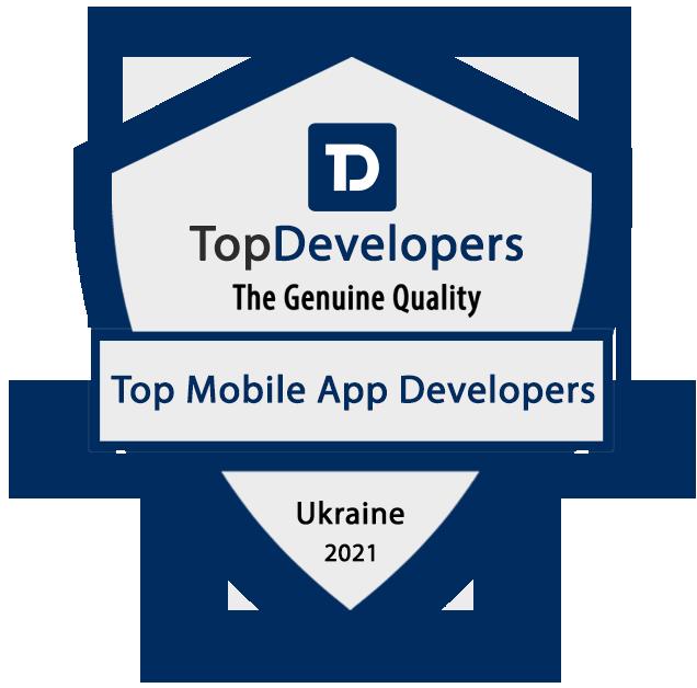 Top Mobile App Developers in Ukraine - March 2021
