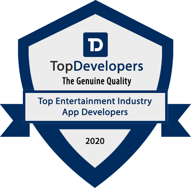 Top Entertainment App developers - December 2020