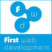First Web Development_logo